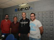 Daniel Pérez, Ramón Luis i el realitzador del programa