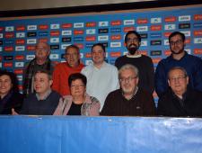 La nova Junta de la FCP